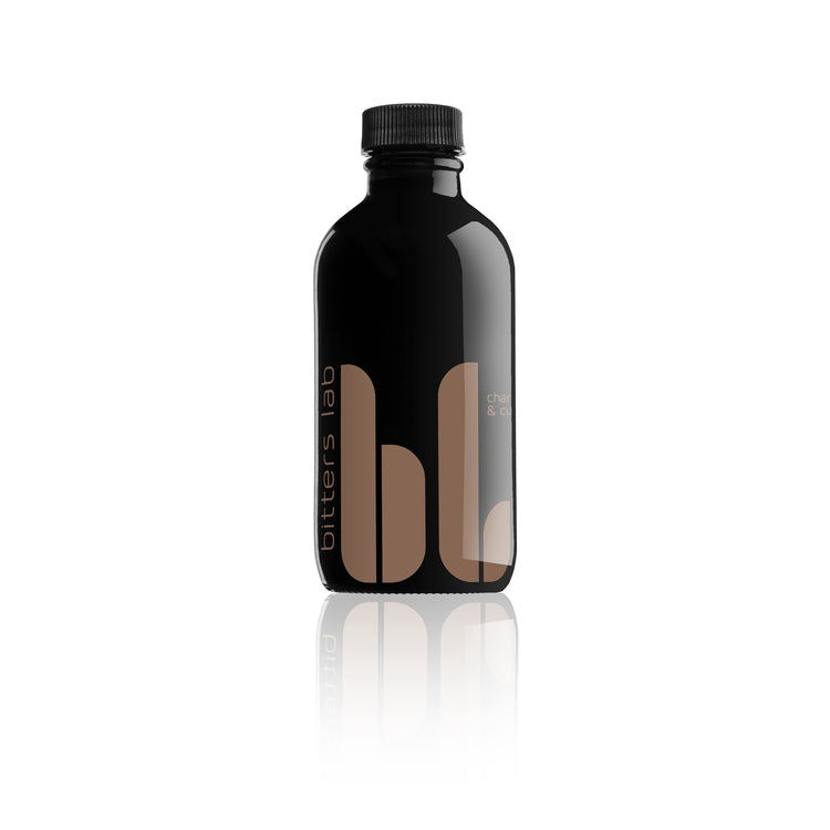 Bitters Lab Charred Cedar and Currant