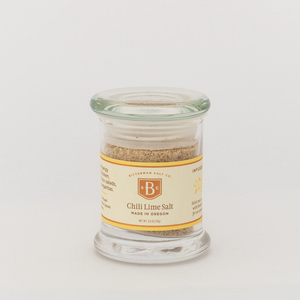 Bitterman's Chili Lime Salt-Gourmet Salt-The Meadow