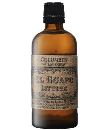 El Guapo Cucumber and Lavender Bitters