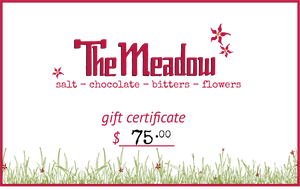 Gift Certificate - Support The Meadow!