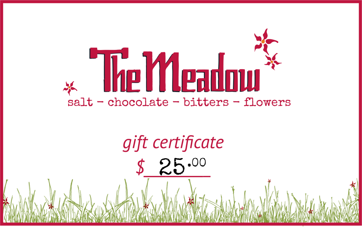 Gift Card - Support The Meadow!