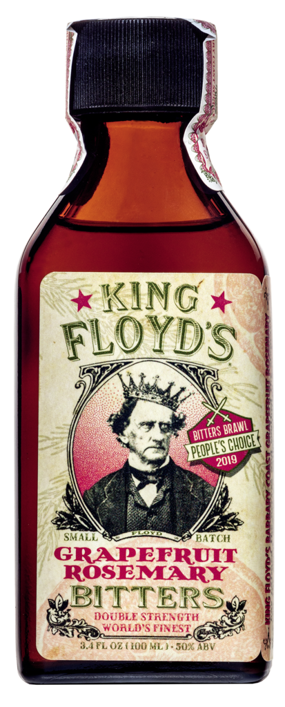 King Floyd's Grapefruit Rosemary Bitters