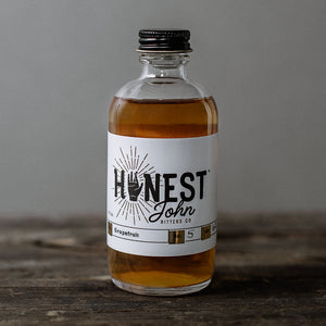 Honest John Grapefruit Bitters-Bitters, Syrups and Shrubs-The Meadow