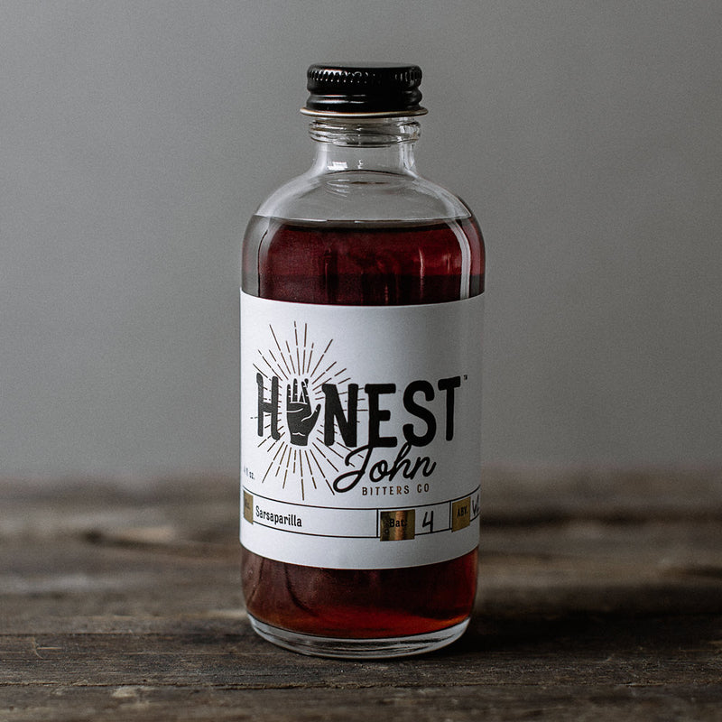 Honest John Sarsaparilla Bitters-Bitters, Syrups and Shrubs-The Meadow