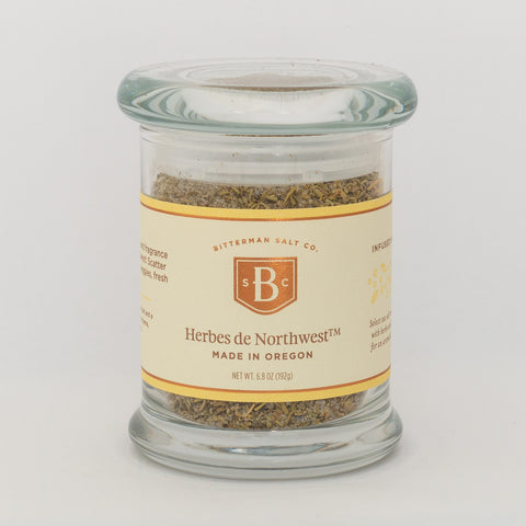 Bitterman's Herbes de Northwest Sea Salt
