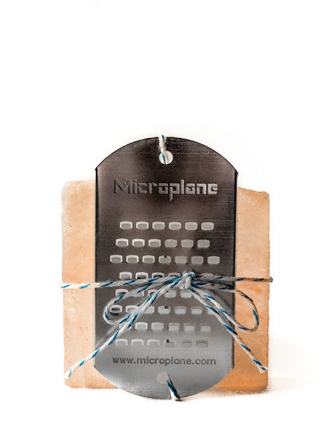 Cutie with Microplane-Himalayan Salt-The Meadow