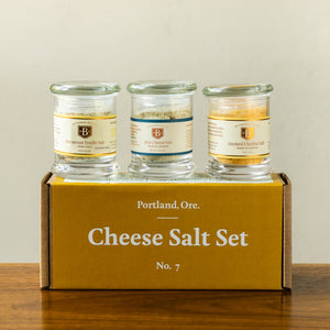 Cheese Salt Set - Only 50 Available!