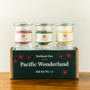 Pacific Wonderland Salt Set