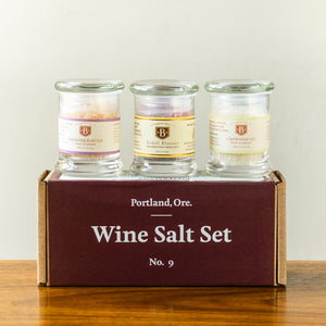 Wine Salt Set - Only 30 Available!