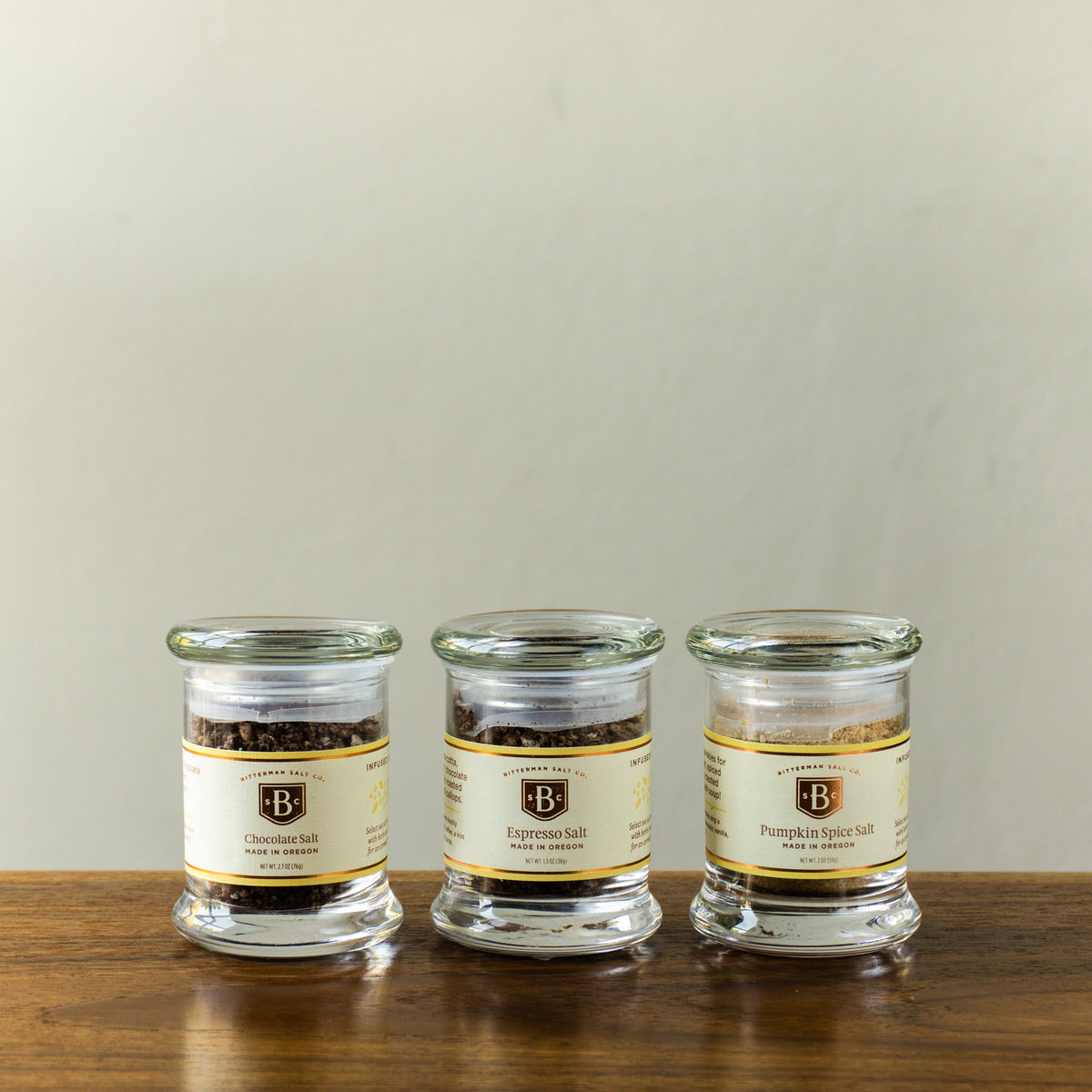 Sugar & Spice Salt Set