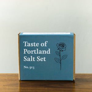 Taste of Portland Salt 6-Pack - Only 50 Available!
