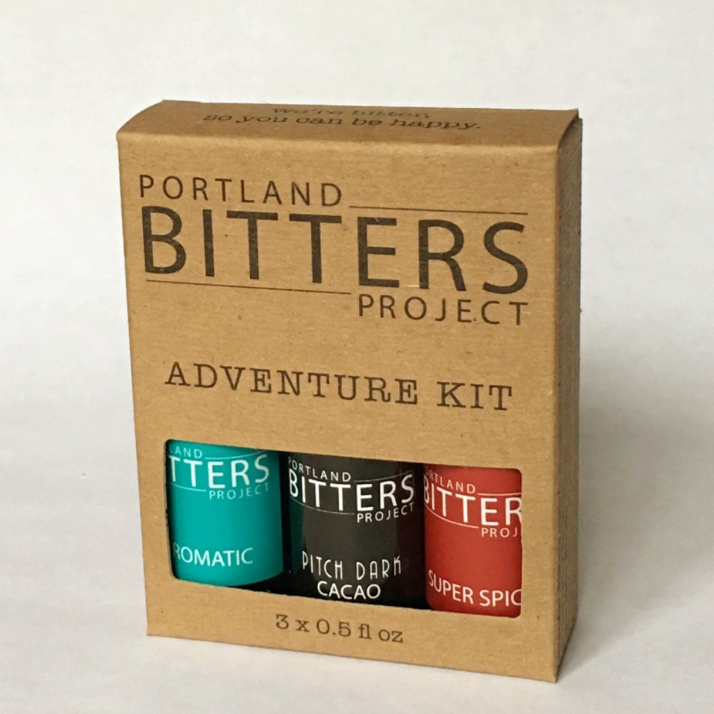 Portland Bitters Project Adventure Pack-Bitters, Syrups and Shrubs-The Meadow