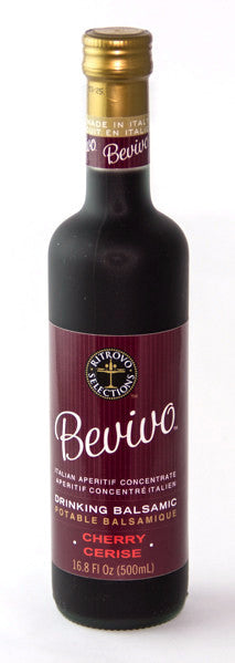 Bevivo Al Balsamico Cherry Vinegar-Pantry-The Meadow