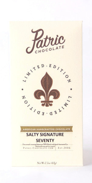 Patric Chocolate Salty Signature