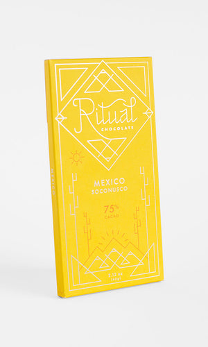 Ritual Soconusco Mexico 75% Dark Chocolate