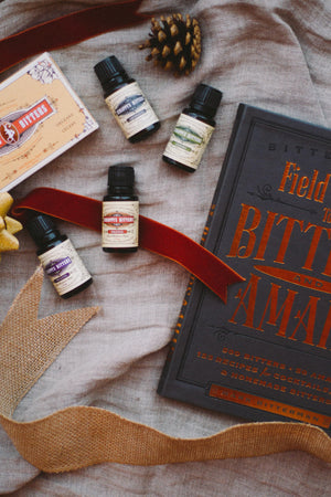 Bitterman's Field Guide + Bitters Set-Books-The Meadow