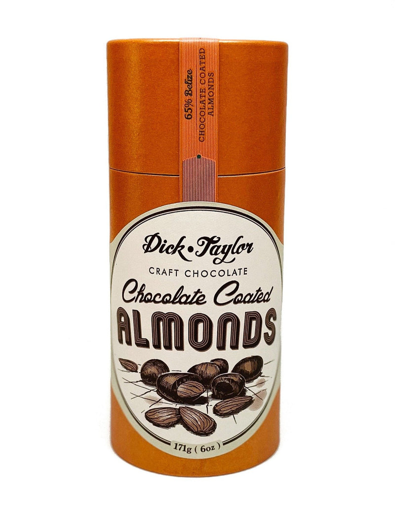 Dick Taylor Chocolate Coated Almonds