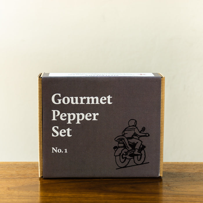 Gourmet Pepper 6-Pack