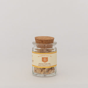Porcini Flake Sea Salt-Gourmet Salt-The Meadow
