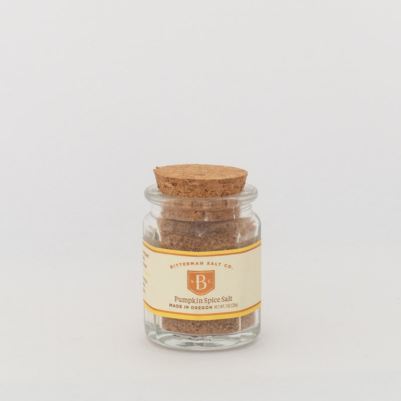 Bitterman's Pumpkin Spice Sea Salt