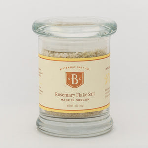 Bitterman's Rosemary Flake Salt-Gourmet Salt-The Meadow