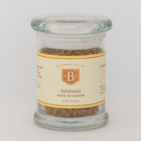 Bitterman's Salumami Seasoning Salt