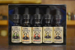 King Floyds Bitters Gift Set-Bitters, Syrups and Shrubs-The Meadow