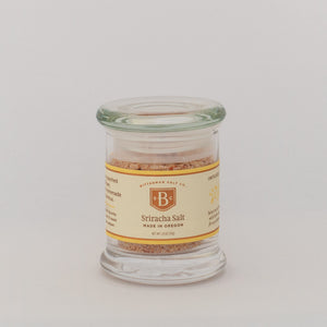 Bitterman's Sriracha Salt-Gourmet Salt-The Meadow