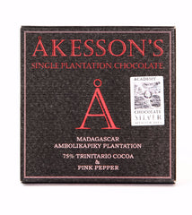 Akesson Madagascar 75% & Pink Pepper