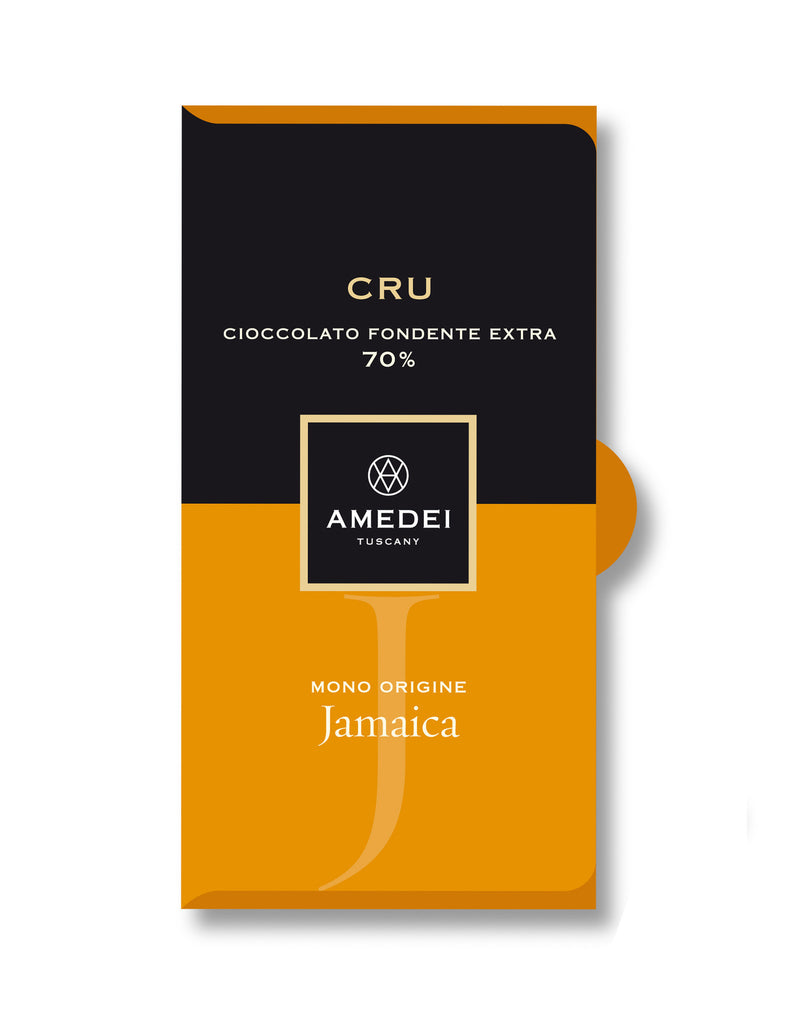 Amedei Jamaica Cru 70% Dark Chocolate