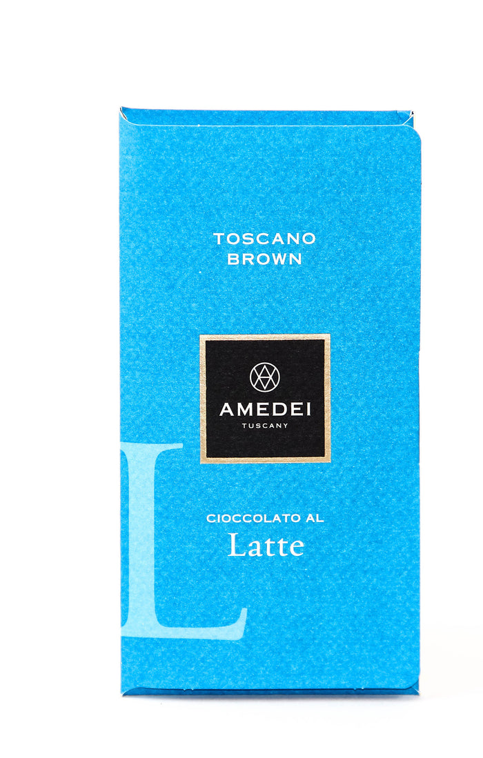 Amedei Toscano Brown 32% Milk Chocolate