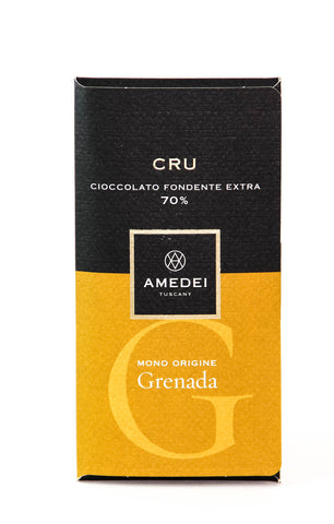 Amedei Grenada 70% Dark Chocolate