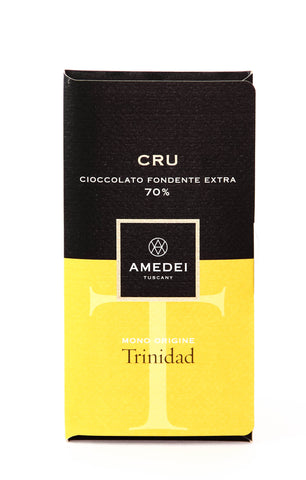 Amedei Trinidad Chocolate Bar- 70%