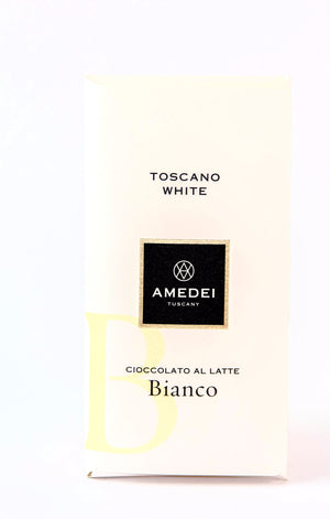 Amedei Bianco 29% White Chocolate-Chocolate-The Meadow