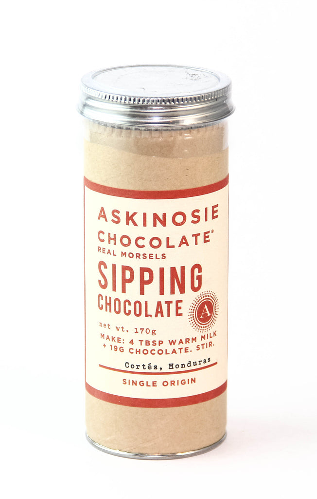 Askinosie Sipping Chocolate