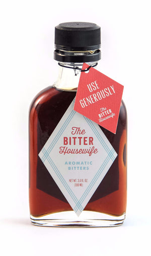 The Bitter Housewife Aromatic Bitters-Bitters, Syrups and Shrubs-The Meadow