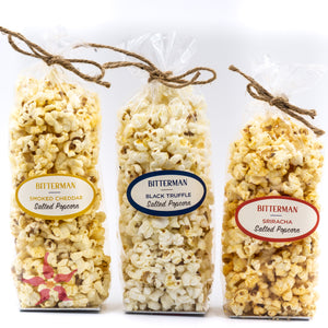 Salted Popcorn 3-Pack - Pre-order now!