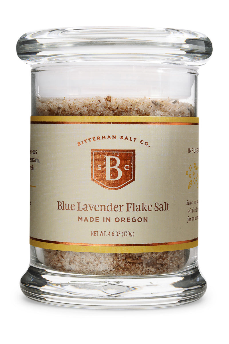 Black Truffle Sea Salt-Gourmet Salt-The Meadow