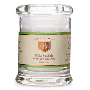 Bitterman's Flake Sea Salt-Gourmet Salt-The Meadow