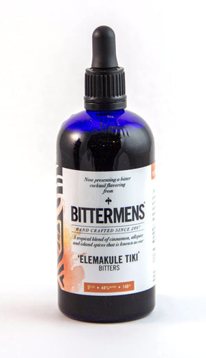Bittermens Elemakule Tiki Bitters-Bitters, Syrups and Shrubs-The Meadow
