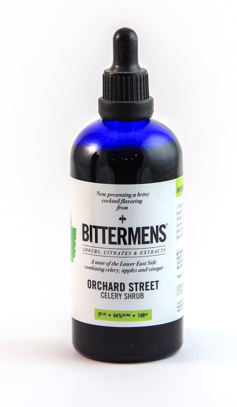 Bittermens Orchard Street Celery Shrub-Bitters, Syrups and Shrubs-The Meadow