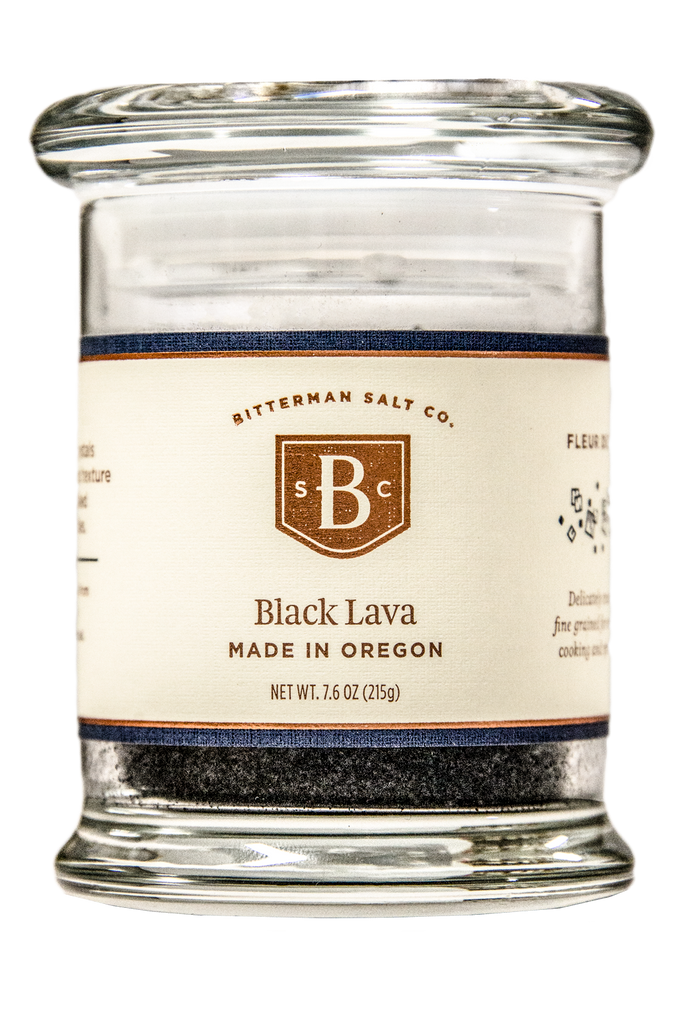 Black Lava Salt