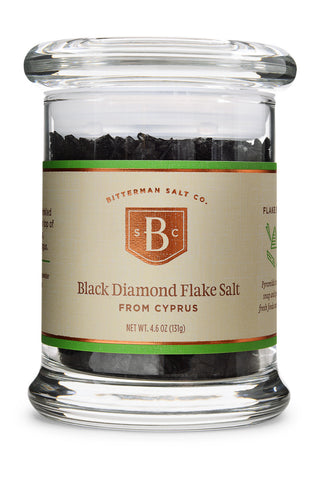 Black Diamond Flake Sea Salt