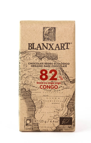 Blanxart Congo 82% Dark Chocolate-Chocolate-The Meadow