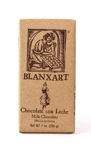 Blanxart 33% Milk Chocolate