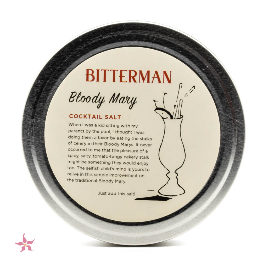 Bitterman's Summer Cocktail Salt 3-Pack