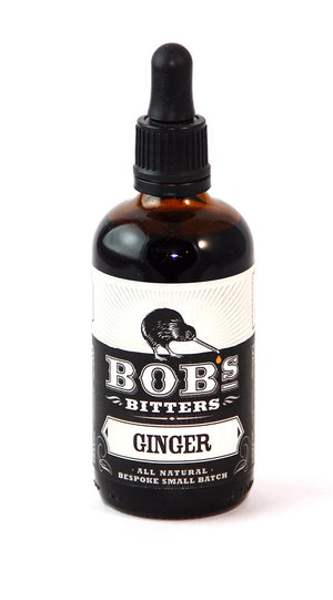 Bob's Ginger Bitters-Bitters, Syrups and Shrubs-The Meadow