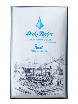 Dick Taylor Brazil 75% Dark Chocolate-Chocolate-The Meadow