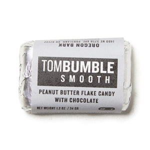 Tom Bumble Peanut Butter Flake Candy