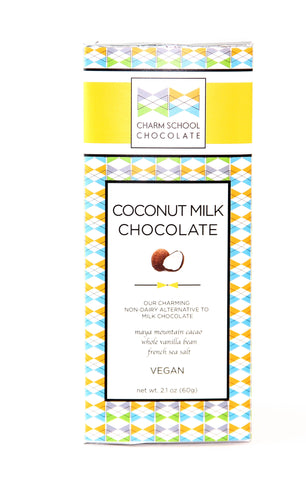 Charm School Chocolate Vegan Milk